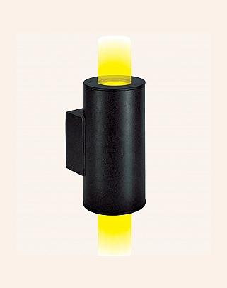 Y.A.29800 - Modern Bollards Wall Light