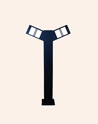 Y.A.29908 - Modern Bollards Grass Pole