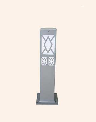 Y.A.29914 - Modern Bollards Grass Pole