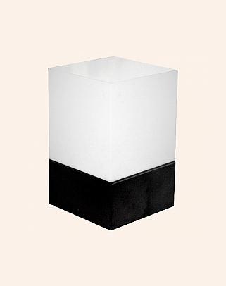 Y.A.29954 - Modern Bollards Set Top Ligh