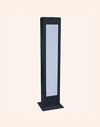Y.A.30030 - Modern Bollards Grass Pole