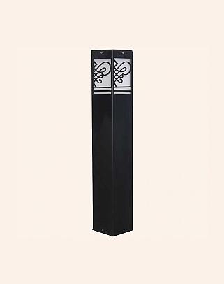 Y.A.30090 - Modern Bollards Grass Pole