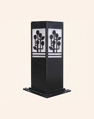 Y.A.30140 - Modern Bollards Set Top Ligh