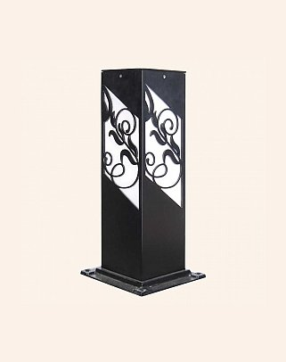 Y.A.30150 - Modern Bollards Set Top Ligh