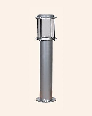 Y.A.35110 - Modern Bollards Grass Pole