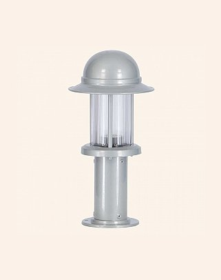 Y.A.35220 - Modern Bollards Set Top Ligh