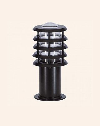 Y.A.35264 - Modern Bollards Set Top Ligh
