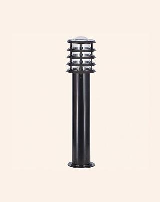 Y.A.35266 - Modern Bollards Grass Pole