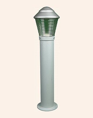 Y.A.42008 - Modern Bollards Grass Pole