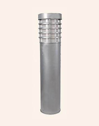 Y.A.42040 - Modern Bollards Grass Pole