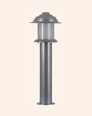 Y.A.42070 - Modern Bollards Grass Pole