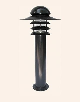 Y.A.42080 - Modern Bollards Grass Pole