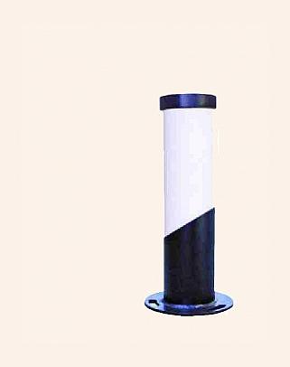Y.A.44510 - Modern Bollards Grass Pole