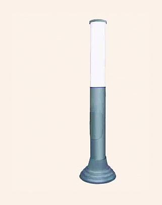 Y.A.44520 - Modern Bollards Grass Pole