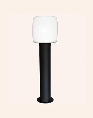 Y.A.44928 - Modern Bollards Grass Pole