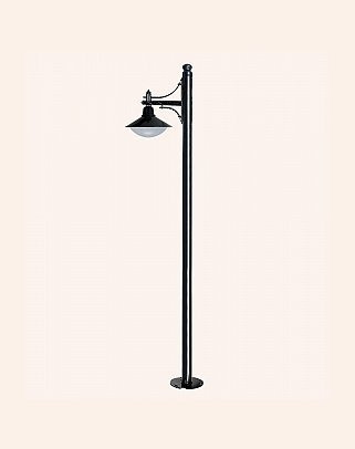 Y.A.4911 - Garden Lighting Poles