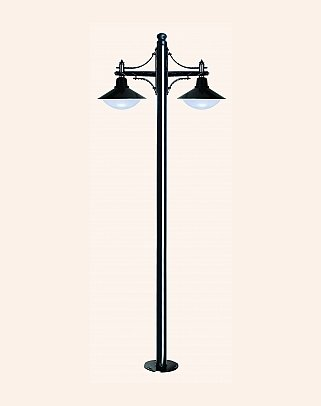 Y.A.4912 - Garden Lighting Poles