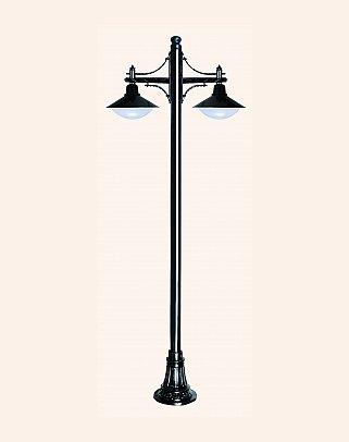 Y.A.4914 - Garden Lighting Poles