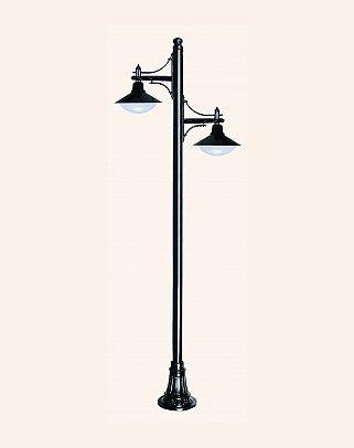 Y.A.4915 - Garden Lighting Poles
