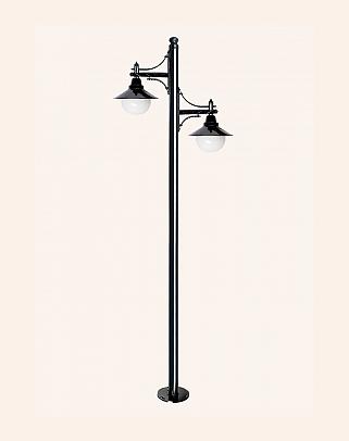 Y.A.04916 - Garden Lighting Poles