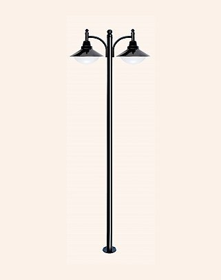 Y.A.4918 - Garden Lighting Poles