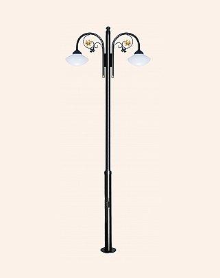 Y.A.4920 - Garden Lighting Poles
