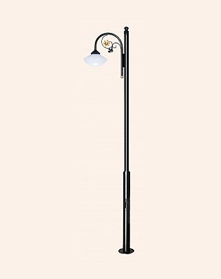 Y.A.4922 - Garden Lighting Poles