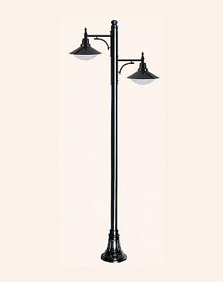 Y.A.4928 - Garden Lighting Poles