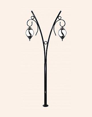 Y.A.5010 - Garden Lighting Poles