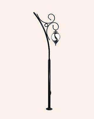 Y.A.5012 - Garden Lighting Poles