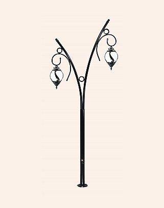 Y.A.5016 - Garden Lighting Poles