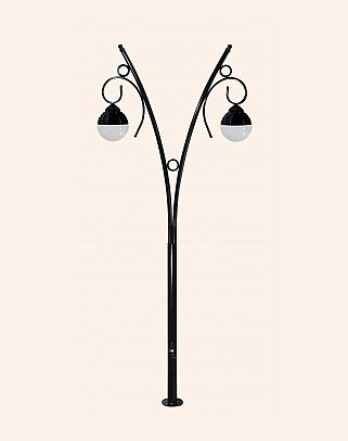 Y.A.5024 - Garden Lighting Poles