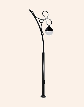 Y.A.5025 - Garden Lighting Poles