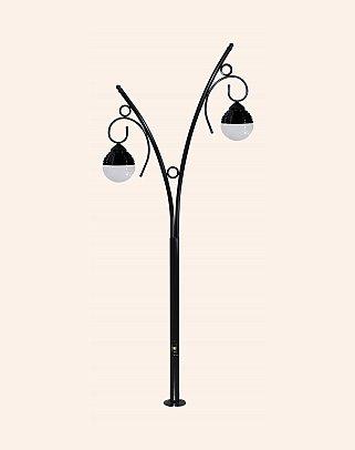 Y.A.5027 - Garden Lighting Poles