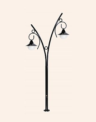 Y.A.5030 - Garden Lighting Poles
