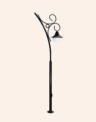 Y.A.5034 - Garden Lighting Poles