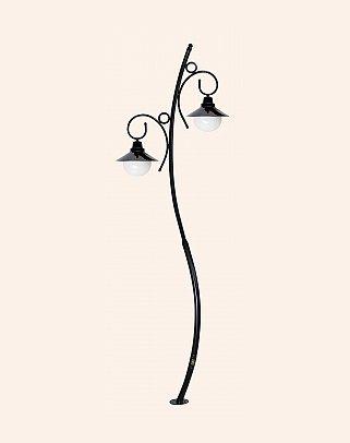 Y.A.5040 - Garden Lighting Poles
