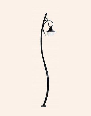 Y.A.5042 - Garden Lighting Poles
