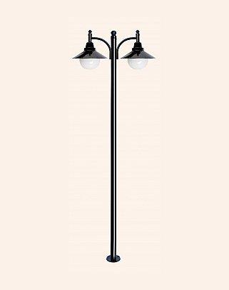 Y.A.5074 - Garden Lighting Poles