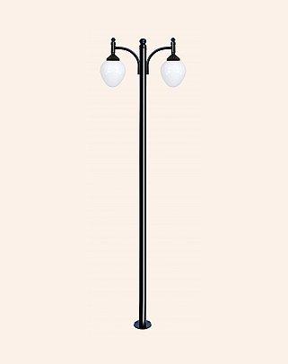 Y.A.5078 - Garden Lighting Poles