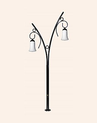 Y.A.5080 - Garden Lighting Poles