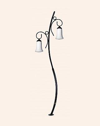 Y.A.5090 - Garden Lighting Poles