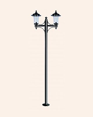 Y.A.5120 - Garden Lighting Poles