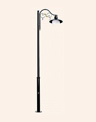 Y.A.5152 - Garden Lighting Poles