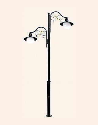 Y.A.5154 - Garden Lighting Poles