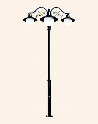 Y.A.5158 - Garden Lighting Poles