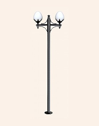 Y.A.5236 - Garden Lighting Poles