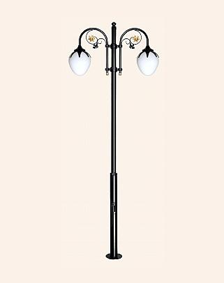 Y.A.5242 - Garden Lighting Poles