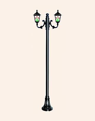 Y.A.5666 - Garden Lighting Poles