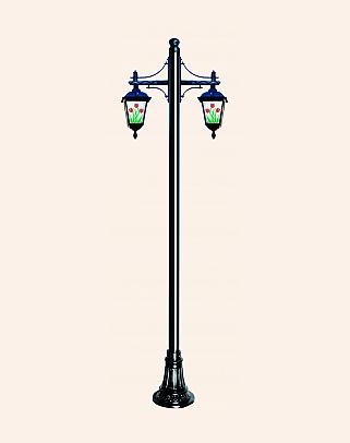 Y.A.5668 - Garden Lighting Poles